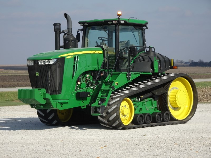 2015 John Deere 9520RT Tractor For Sale