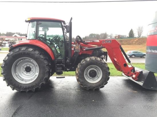 Farmall Compact Tractors For Sale : Case ih farmall u tractor for sale west hills