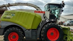 Forage Harvester-Self Propelled For Sale:  2009 Claas 960