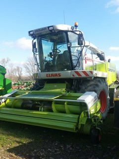 Forage Harvester-Self Propelled For Sale:  2007 Claas 870