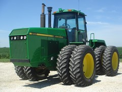 Tractor For Sale 1992 John Deere 8560 , 235 HP