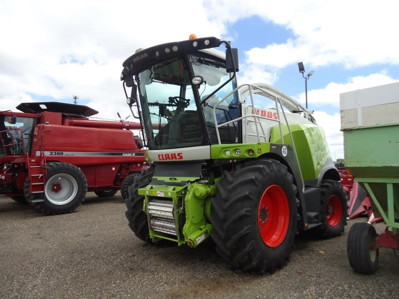 2015 Claas 940 Forage Harvester-Self Propelled For Sale