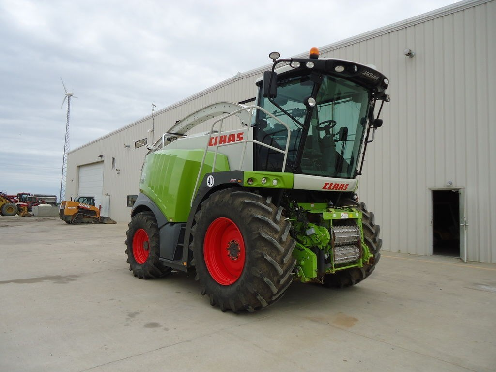 2014 Claas 970 Forage Harvester-Self Propelled For Sale