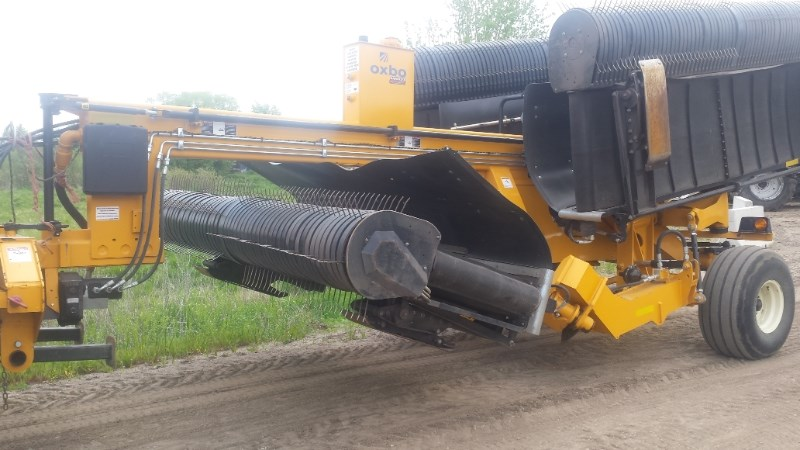 2014 Misc 334 Windrow Inverter For Sale