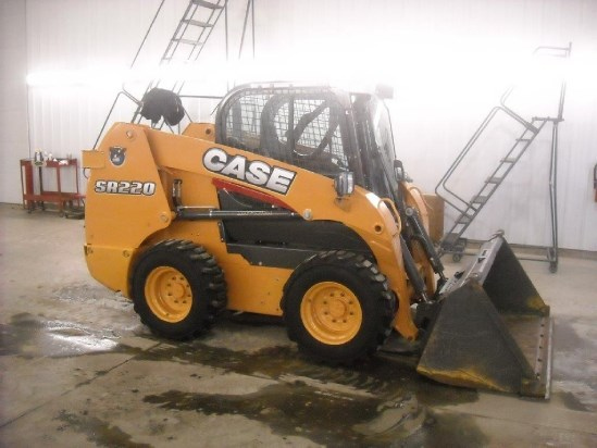 2013 Case SR220 Skid Steer For Sale