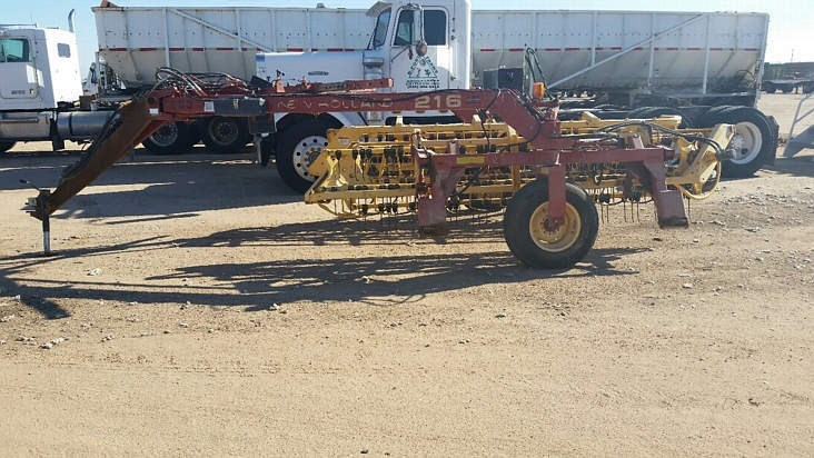 2006 New Holland 216 Hay Rake-Unitized V Wheel For Sale