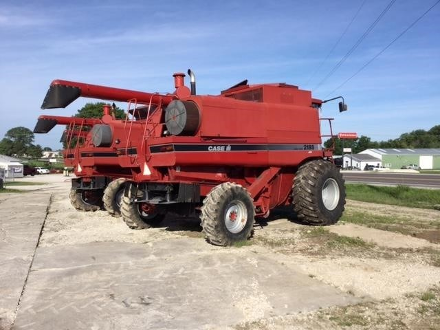 1993 Case IH 2188 Combine For Sale