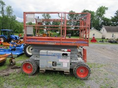 Scissor Lift-Rough Terrain For Sale:  2006 Skyjack SJ6832RT