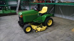 Riding Mower For Sale:  1998 John Deere 425 , 20 HP