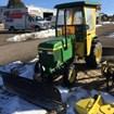 Tractor For Sale:   John Deere 770 , 24 HP