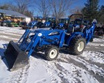 Tractor For Sale: 2007 New Holland TC30, 30 HP