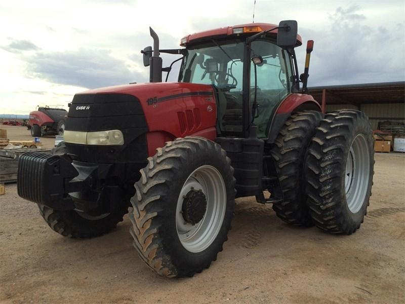 2011 Case IH PUMA 195 CVT Tractor