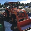 Tractor For Sale:   Kubota L2550