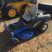 Riding Mower For Sale:   New Holland MZ16H