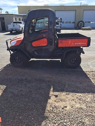 Kubota RTV-X1100CWL Utility Vehicle For Sale