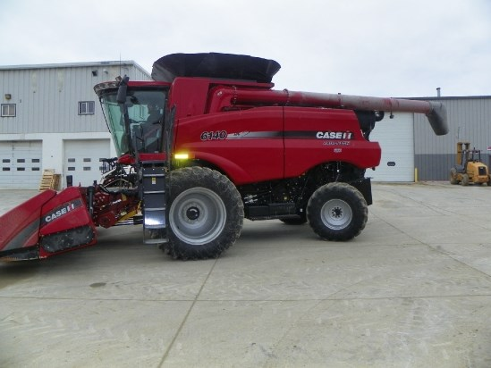 2015 Case IH 6140 Combine For Sale