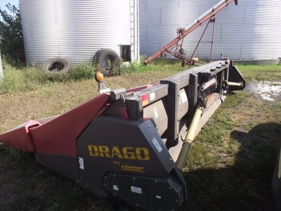 2007 Drago 830 Header-Corn For Sale