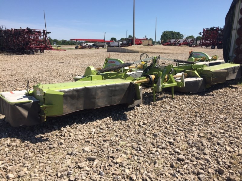 2008 Claas 8550CPLUS Mower Conditioner For Sale