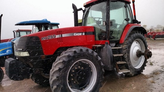 2004 Case IH MX255 Tractor For Sale