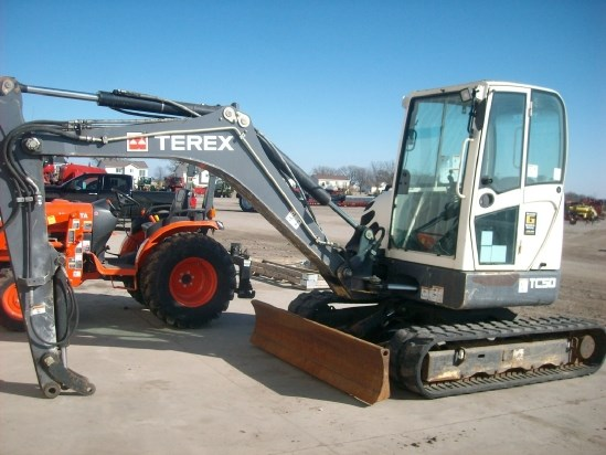Terex TC50 Excavator-Track For Sale