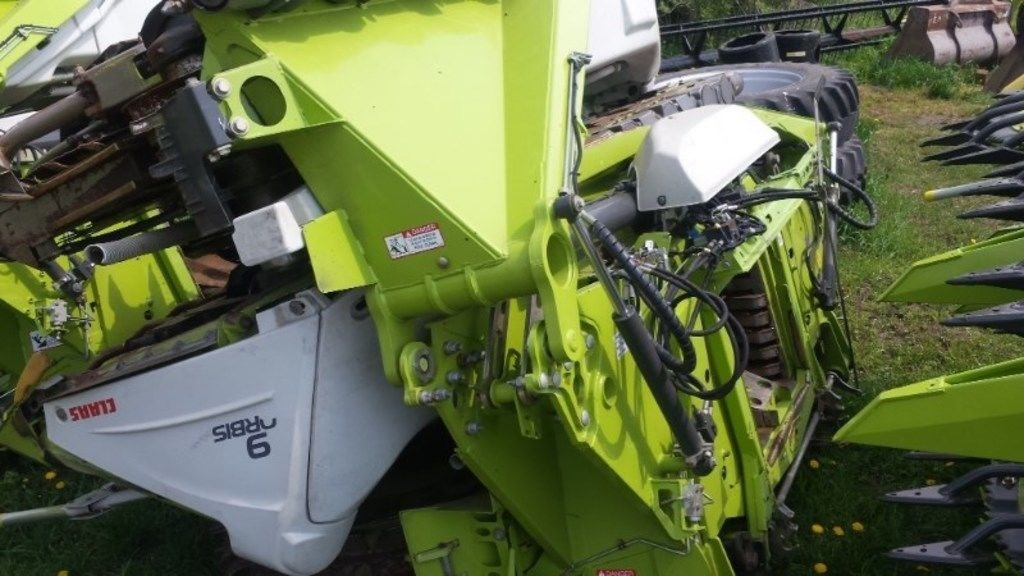 2013 Claas ORBIS 900 Forage Head-Row Crop For Sale