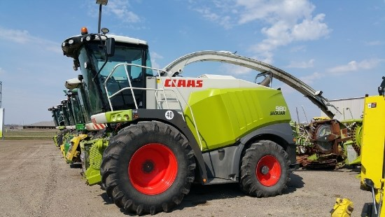 2013 Claas 980 Forage Harvester-Self Propelled For Sale