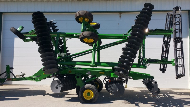 2015 John Deere 2623VT Vertical Tillage For Sale