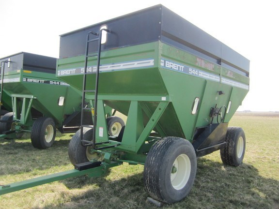 Brent 544 Gravity Box For Sale
