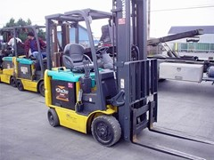 ForkLift/LiftTruck-Electric For Sale 2008 Komatsu FB25SH-6