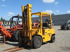 ForkLift/LiftTruck-Industrial For Sale 1974 Toyota FG35