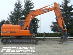 Excavator-Track For Sale 2013 Doosan DX140 LC-3
