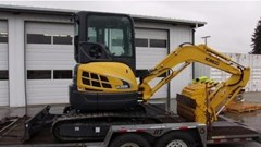 Excavator-Mini For Sale 2013 Kobelco SK35SR-5