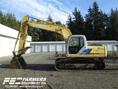 Excavator-Track For Sale 2001 Kobelco SK160 LC DYNAMIC ACERA