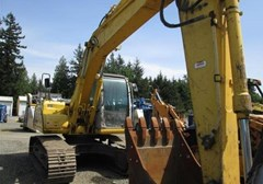 Excavator-Track For Sale 2005 Kobelco SK160LC