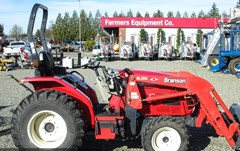 Tractor For Sale 2013 Branson 3510H , 35 HP