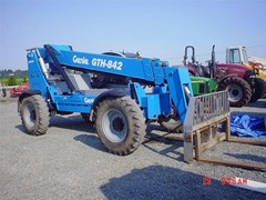 Telehandler For Sale 2007 Genie GTH842