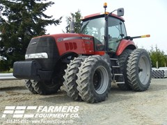 Tractor For Sale 2009 Case IH MAGNUM 305 , 304 HP