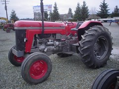 Tractor For Sale 1960 Massey Ferguson 85 , 55 HP