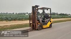 ForkLift/LiftTruck-Industrial For Sale 2012 Komatsu FG18HTU-20
