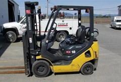 ForkLift/LiftTruck-Industrial For Sale 2012 Komatsu FG18HTU-20 , 56 HP