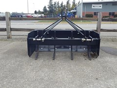 Blade Rear-3 Point Hitch For Sale 2013 Braber BBR4G