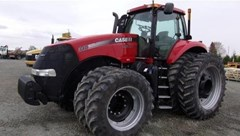 Tractor For Sale 2011 Case IH MAGNUM 340 , 340 HP