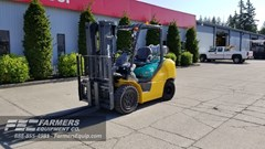 Lift Truck/Fork Lift For Sale 2014 Komatsu FG40ZTU-10