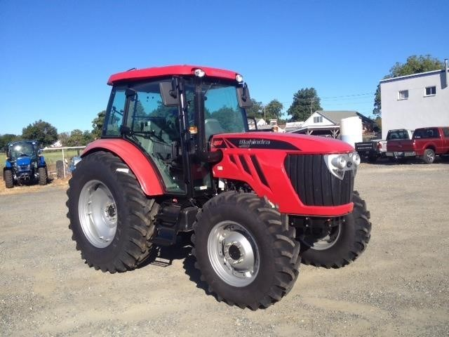 2015 Mahindra MFORCE 105S Tractor For Sale