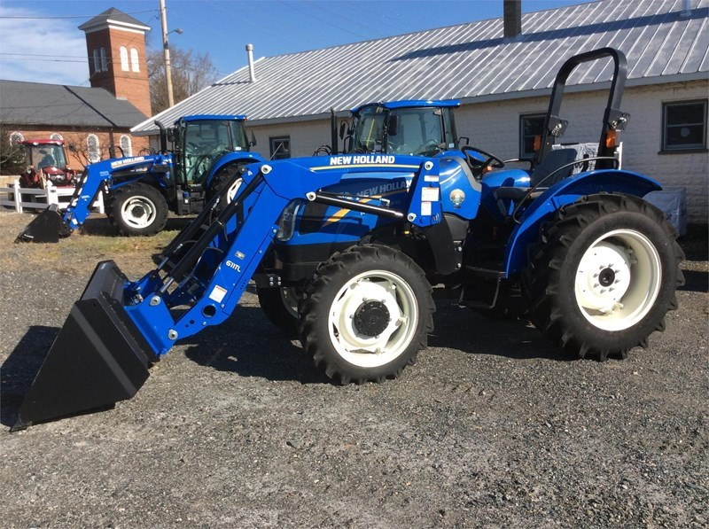 2016 New Holland WORKMASTER 50 Tractor For Sale