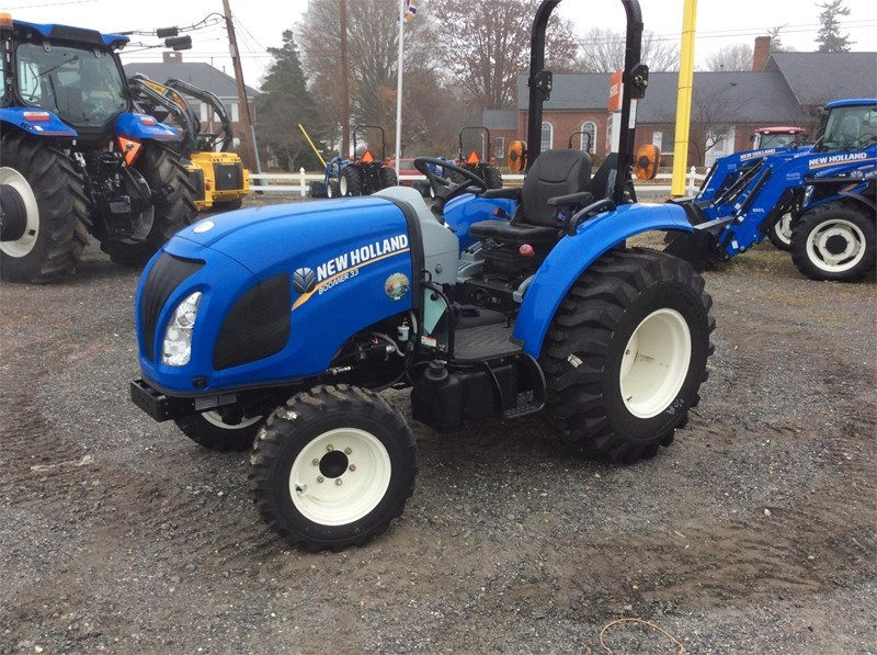 2015 New Holland BOOMER 33 Tractor For Sale
