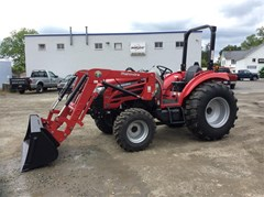 Tractor For Sale:  2015 Mahindra 2555 HST , 55 HP