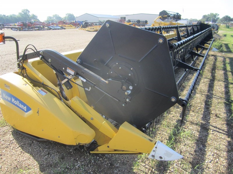 2008 New Holland 74C Header/Platform For Sale