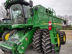 Combine For Sale:  2015 John Deere S680