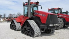 Tractor For Sale 2008 Case IH STEIGER 535 QUADTRAC , 535 HP